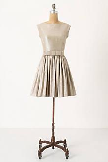 Polished Platinum Dress