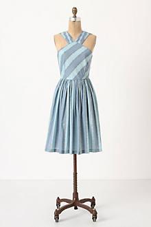 Sea Lines Dress