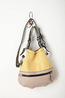 Split-Shade Purse