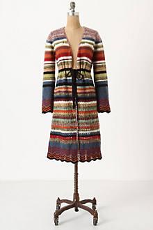 Mile-A-Minute Sweatercoat