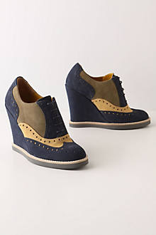 Colorcode Wedges, Navy