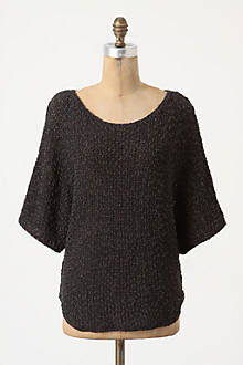 Slouched Stitches Pullover