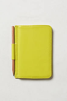 Every Thought Leather Journal