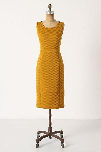 Hourglass Form Dress