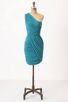 Poised Pleats Dress