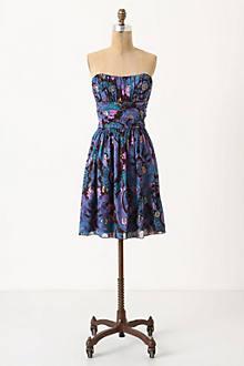 Sweetheart Sheen Dress