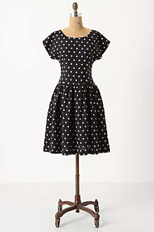Dropped Dots Dress