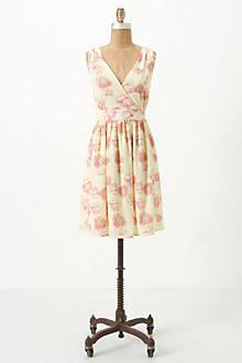 Gerbera Surplice Dress