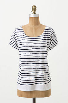 Broken Stripe Tee