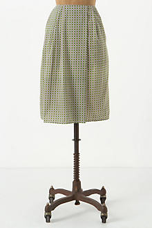 Tiled Swing Skirt