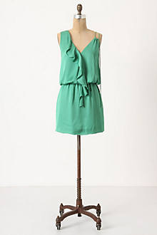 Scattered Limelight Dress