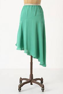 Jade Slant Skirt