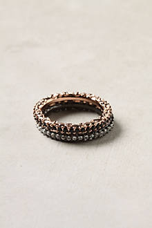 Mixmatched Ring Duo