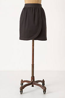 Canvas Tulip Skirt