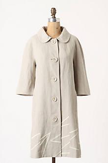 Diagonals Coat