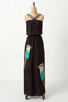 Corvida Crossed Maxi Dress