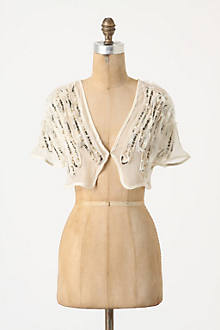 Coiled Silk Bolero