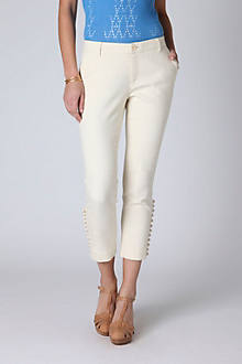 Ivory Admiral Trousers