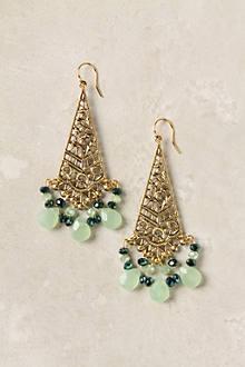 Eiffel Point Earrings