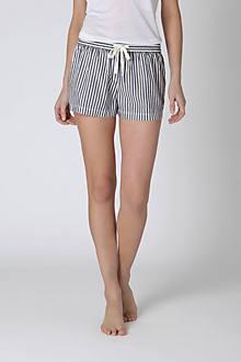 Striped Beach Shorts
