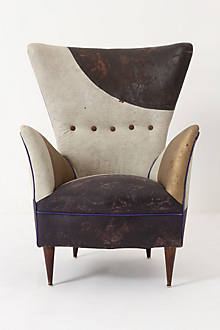 Partial Eclipse Armchair