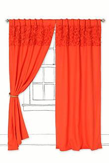 Upward Petals Curtain