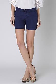 Coastal Tie-Front Shorts