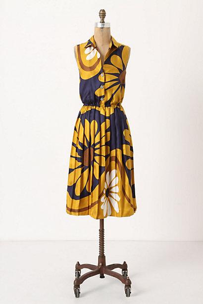 Mod Garden Dress