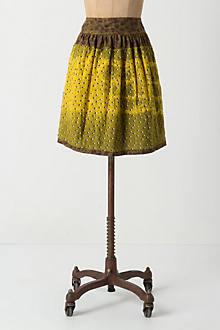 Arashi Drenched Skirt