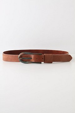 Painted Patina Belt