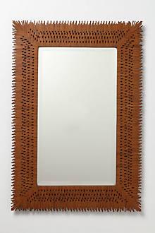 Matchstick Mirror