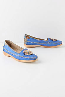 Cobalt Voltaic Loafers