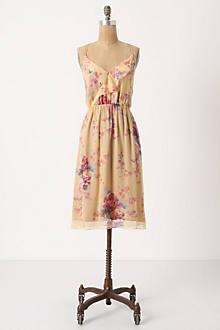 Rose & Gold Slip Dress