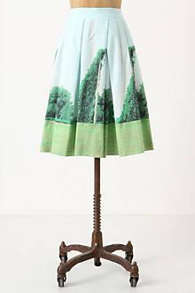 Kudzu Skirt