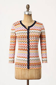 Highlighted Frequencies Cardigan