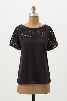 Lace Topped Tee