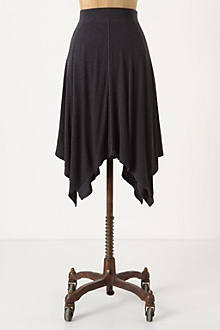 Uneven Angles Skirt