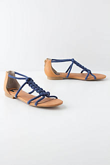 Topology Rope Sandals