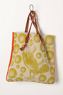Year Of The Rooster Tote