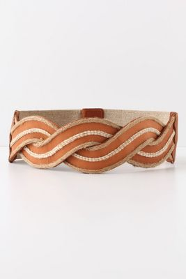 Woven Waves Belt