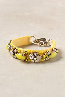 Yellow Fori Bracelet