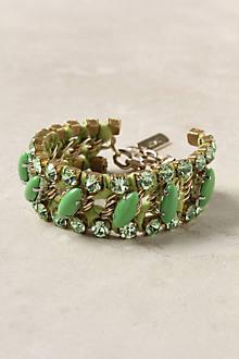 Green Fori Bracelet