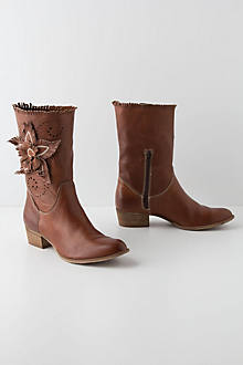 Fiore Leather Boots