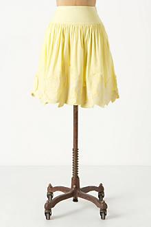 Lemon Blossom Petite Skirt