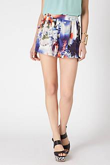 Blue Violet Shorts
