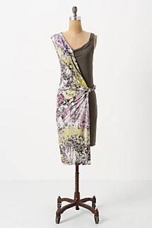 Crushed Chroma Dress