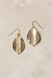 Fall's Memento Earrings