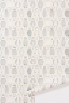 Owls Of The British Isles Wallpaper