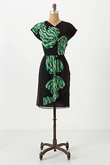 Ribboning Mini Dress