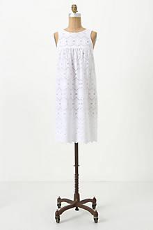 Ivy Eyelet Mini Dress
